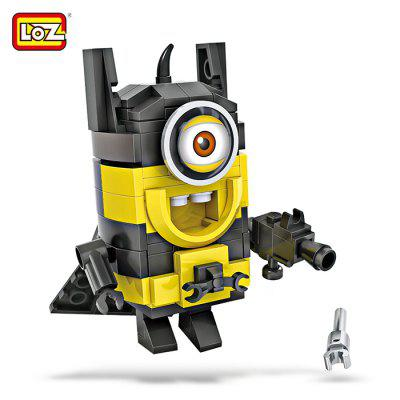 LOZ Cartoon Figure Style Building Block Birthday Gift