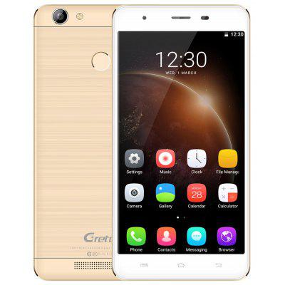 Buy GOLDEN Gretel A6 4G Phablet for $87.86 in GearBest store