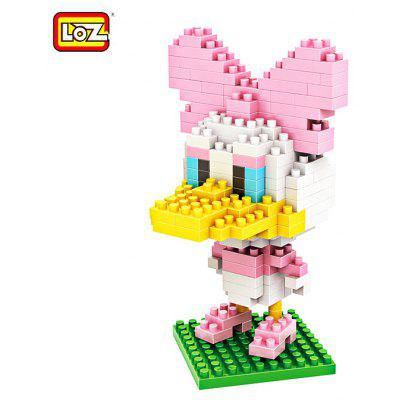 Loz ABS Figure Style Bloc de Construction Jouet- 200pcs / set