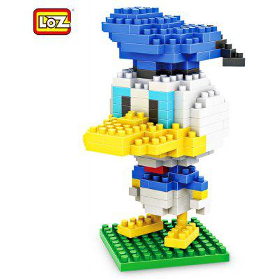 Bloc de Construction Loz Figure  en ABS - 220pcs / set