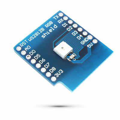 LDTR - WG0082 RGB LED Module for D1 Mini WS2812 / ESP8266
