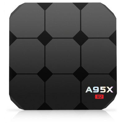A95X R2 Android 7.1 H.265 RK3328 Quad-core TV Box