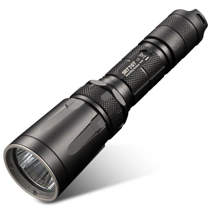 Nitecore SRT7GT LED Flashlight - BLACK