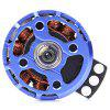 LDPOWER FR2307 2450KV Brushless Motor - BLUE AND BLACK