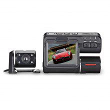 KELIMA i1000s FHD 1080P Car Digital Video Recorder with Dual Camera