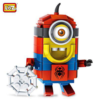 LOZ ABS DIY Cartoon Figure Style Building Block