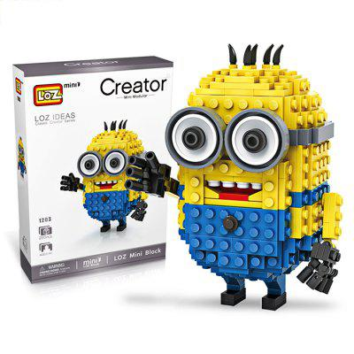 Loz cartoon figure abs building block - 280pcs / set...