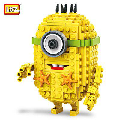 LOZ Cartoon Figure Building Block - 279pcs / set 212115601