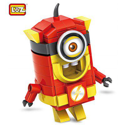 LOZ Cartoon Figure Style ABS Building Block