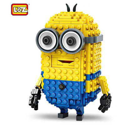 LOZ Cartoon Movie Product Kid Toy - 300pcs / set