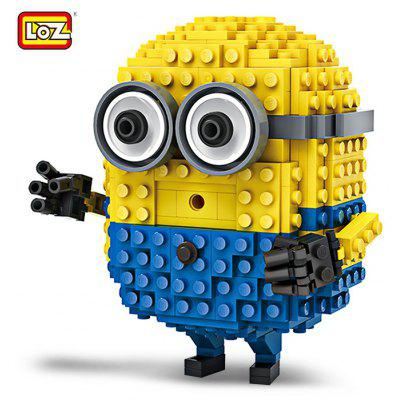 LOZ ABS Cartoon Figure Building Block - 290pcs / set