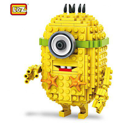 LOZ Cartoon Figure Building Block - 279pcs / set