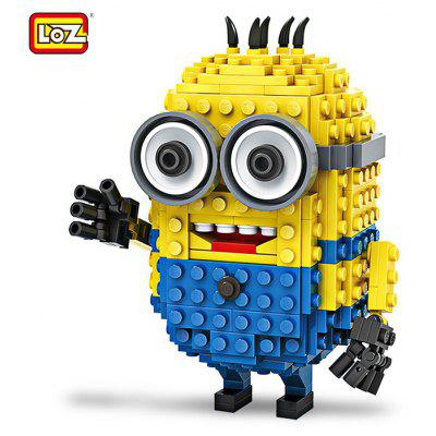 LOZ Cartoon Figure ABS Building Block - 280pcs / set