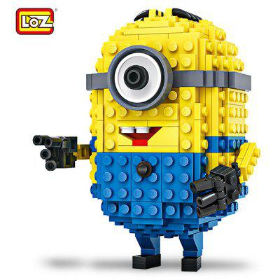 LOZ ABS Cartoon Figure Building Block - 279pcs / set