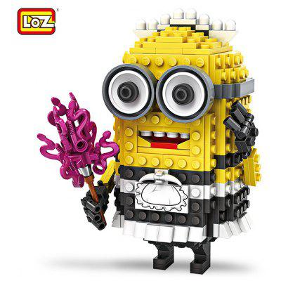 LOZ ABS Cartoon Figur Baustein - 393pcs / set
