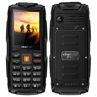 Vkworld New Stone V3 Quad-band CUnlock Phone com Teclado Russo