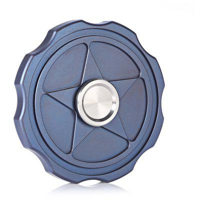 FURA Five Star Metal Fidget Spinner Stress Reliever Toy