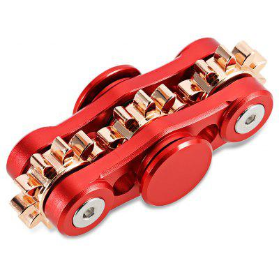 3-Gear Linkage Fidget Spinner
