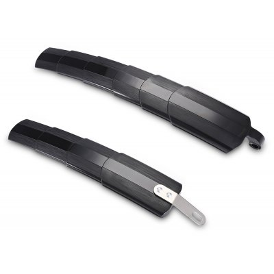 Mountain Bike Front Rear Extendable Mudguard Fender Set