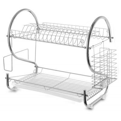 2-tier Dish Drying Rack