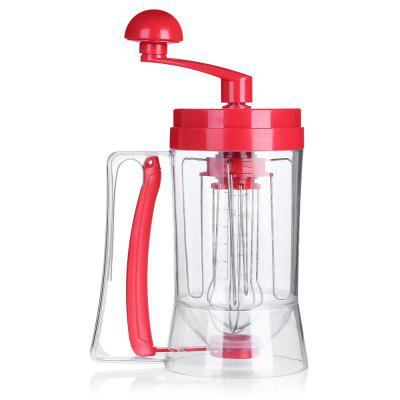 Manual Pancake Machine Cake Batter Mix Dispenser