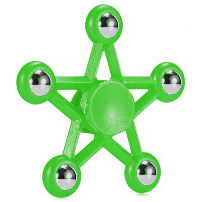 Five-pointed Star Plastic ADHD Hand Spinner