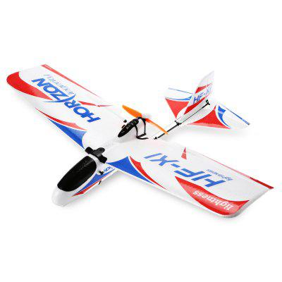 3E MODEL HF - X1 2.4GHz 4CH RC Glider - RTF
