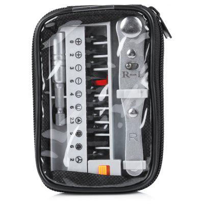 2011B 12PCS Metric Ratchet Screwdriver Set