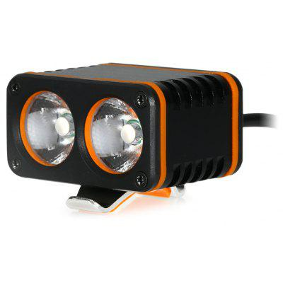 D2 2 x T6 800LM USB LED Bike Light