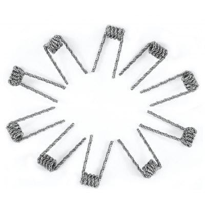 Torch 0.2 ohm Prebuilt Coil ( 10pcs )