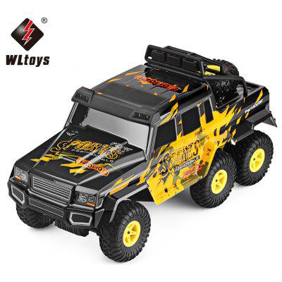 WLtoys 18629 Voiture d'Escalade RC - RTR 1:18 6WD