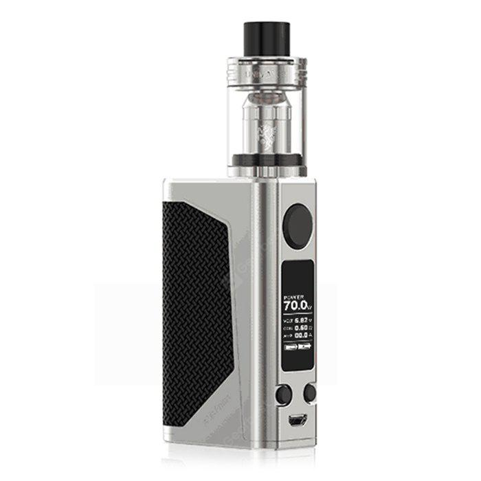 Joyetech 228W eVic Primo 2.0 Kit with UNIMAX 2 / Multiple Modes / 100 - 315C / 200 - 600F / 5ml Clearomizer for E Cigarette