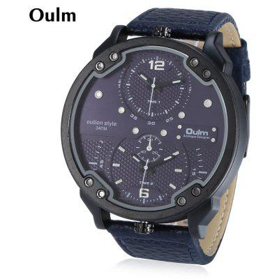 Oulm 3548 Men Quartz Watch