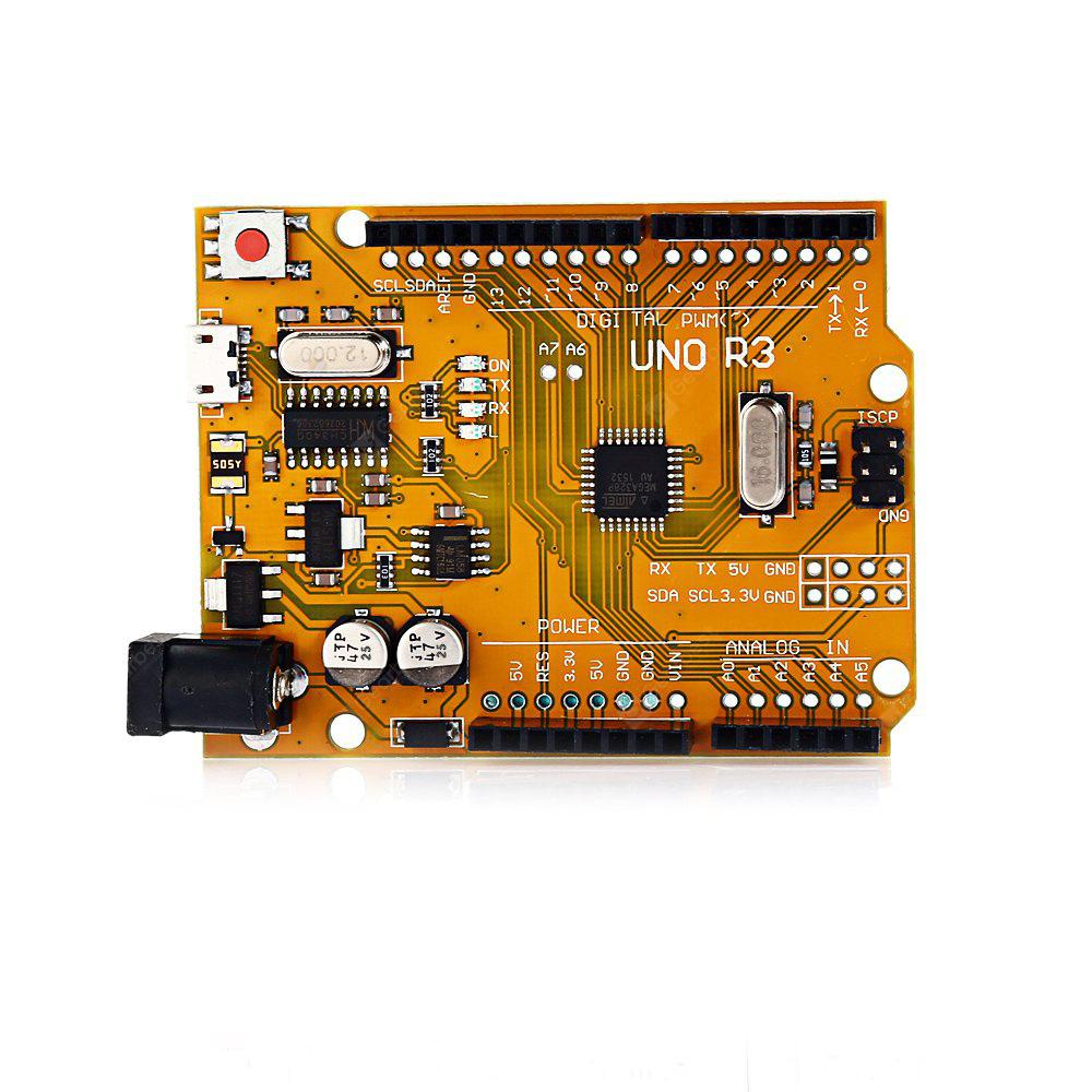 Uno R3 Board Atmega328p With Usb Cable For Arduino 931 Free Anti Mosquito Electronic Circuits Shipping