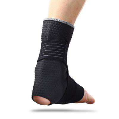 Outdoor Basketball Football Nylon Ankle Guard Support