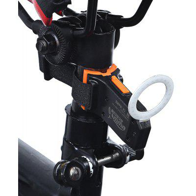acacia USB Rechargeable Bright Multi-shaped Bike Taillight