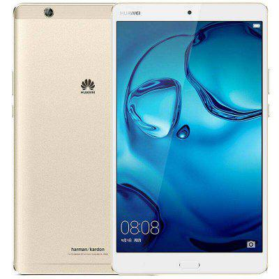Huawei M3 ( BTV-W09 ) Chinese Version Tablet PC - CHAMPAGNE GOLD