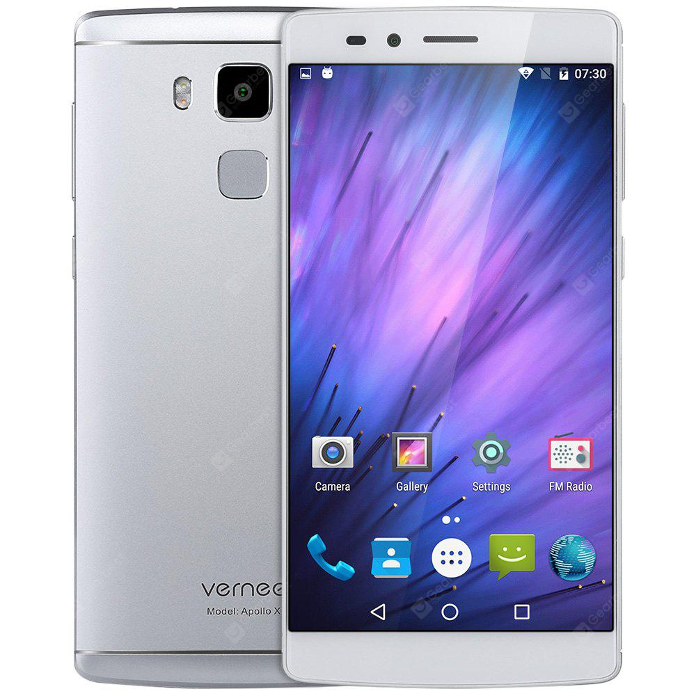 Vernee Apollo X 4g Phablet 22008 Free Shipping Waterproof Xl 55inch