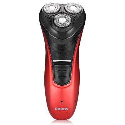 POVOS PW930 3D Floating Shaver Electric Razor