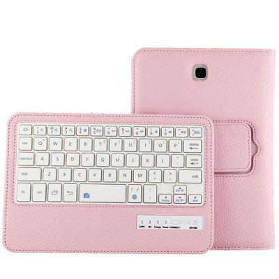 Bluetooth Keyboard Case for Samsung Galaxy Tab A 8.0 ( T350 )