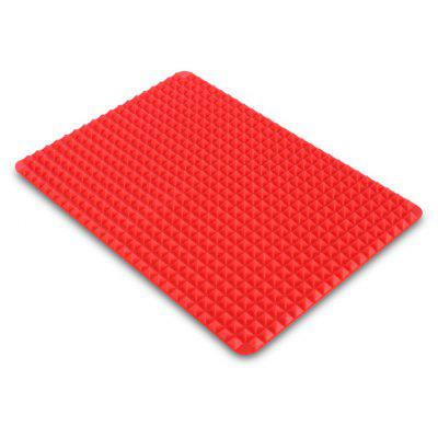 Silicone Heat Resistant BBQ Grill Cup Bowl Pad Mat