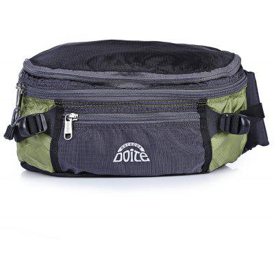 10L Multifunctional Traveling Foldable Backpack Waist Bag