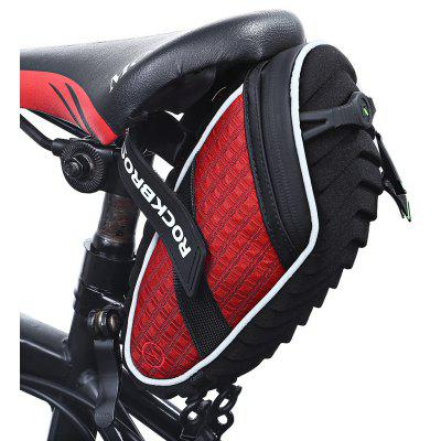ROCKBROS C16 Outdoor Cycling Tube Pack Rear Seat Bag
