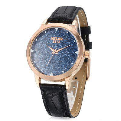 MILER 8313 Quartz Watch for Women