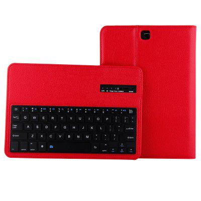 Bluetooth Keyboard Case for Samsung Galaxy Tab A / Galaxy Tab S2 9.7 ( T810 / T815 / T550 )