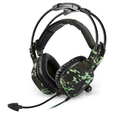 Sades SA - 931 Over-ear Stereo Gaming Headset