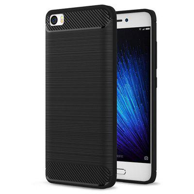 Gearbest Luanke Back Case for Xiaomi Mi 5  -  BLACK