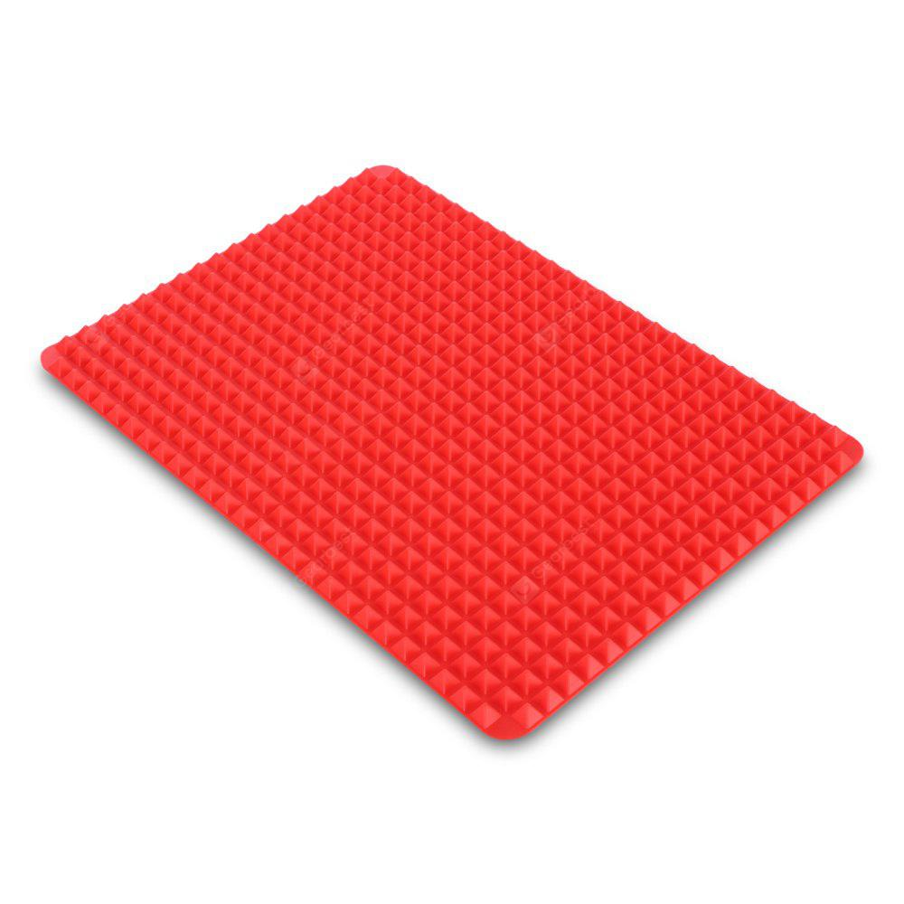 JJ17017 Silicone Heat Resistant BBQ Grill Cup Bowl Pad