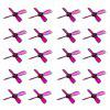 GEMFAN BN2035 - 4 Four-blade Propeller 10 Pairs - PURPLE
