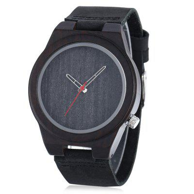 BOBO BIRD B10 Ebony Men Quartz Watch